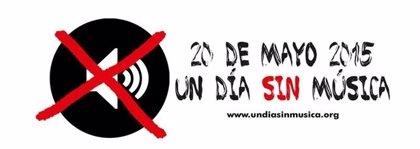 Decenas de artistas se suman a la campaña Un día sin música