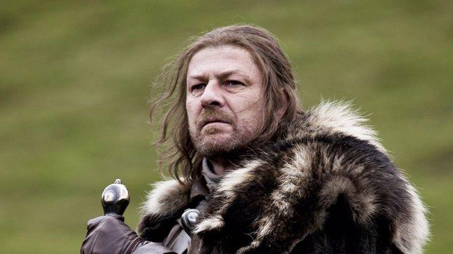 Juego de Tronos: Sean Bean (Ned Stark)