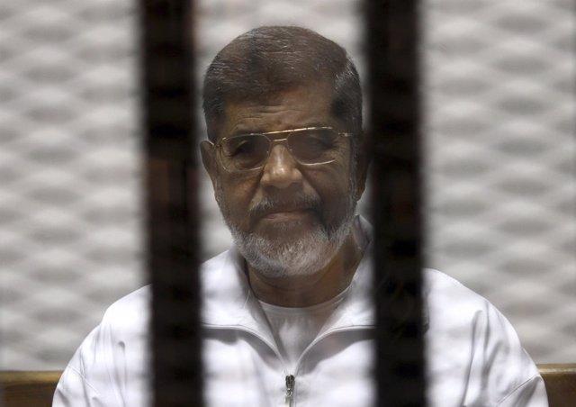 Expresidente egipcio Mohamed Mursi