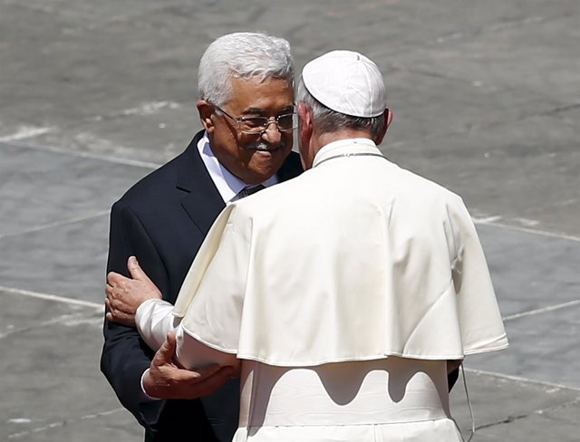 El papa canoniza a las dos primeras santaas palestinas