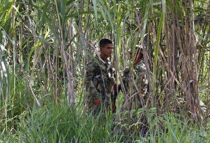 Las FARC advierten de la dificultad de expandir el proceso de desminado sin un alto el fuego bilateral