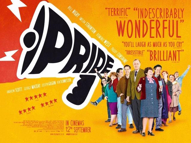 La cinta británica 'Pride'