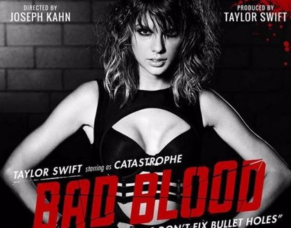 Taylor Swift estrena el brutal videoclip de Bad Blood