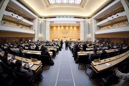 Arranca en Ginebra (Suiza) la 68 Asamblea Mundial de la Salud de la OMS