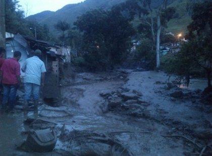 Ya son 48 los muertos en una riada en Antioquia (Colombia)