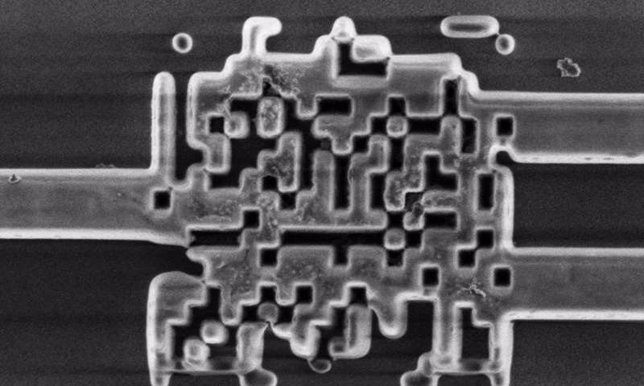 Microdivisor de haz