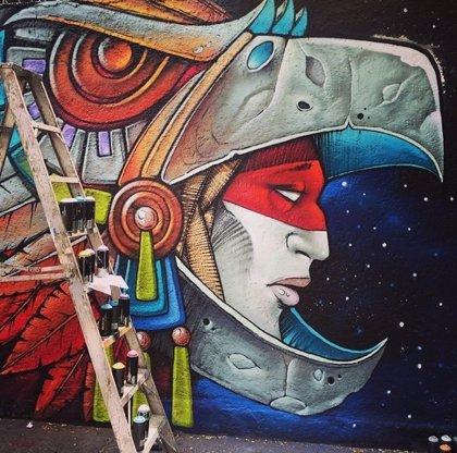 Las paredes de México se viralizan en Instagram gracias a un movimiento de arte urbano