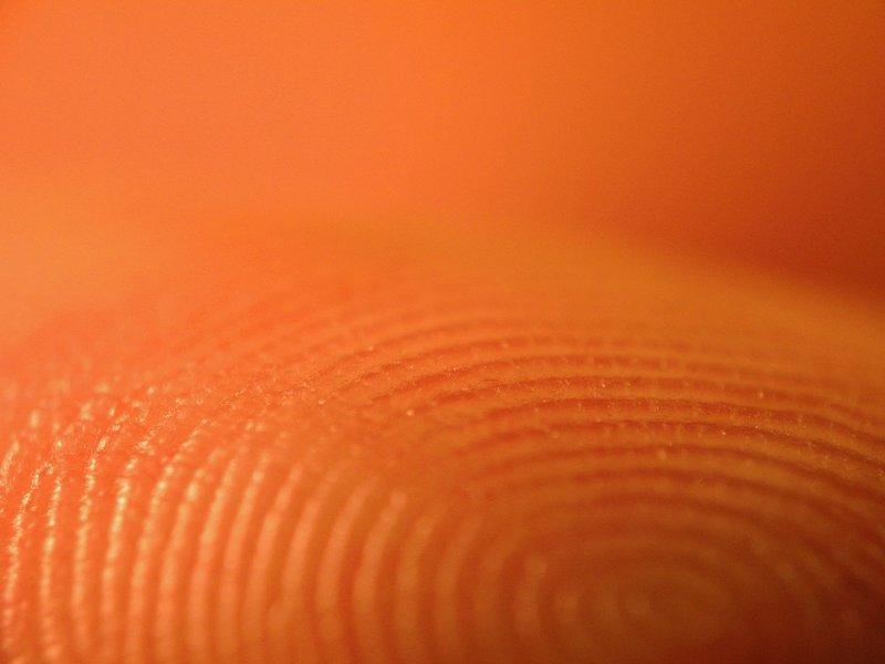Las drogas ya se pueden detectar en la huella dactilar