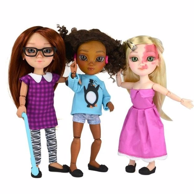 Muñecas Makies personalizables