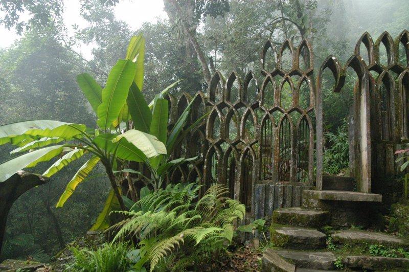 Tres jardines de am rica latina entre los m s bonitos del for Los jardines del califa