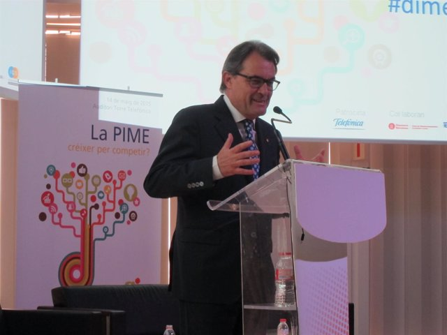 Artur Mas, pte.Generalitat, en una imagen de archivo