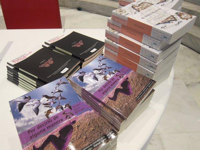 Premios Literarios del Gobierno de Cantabria