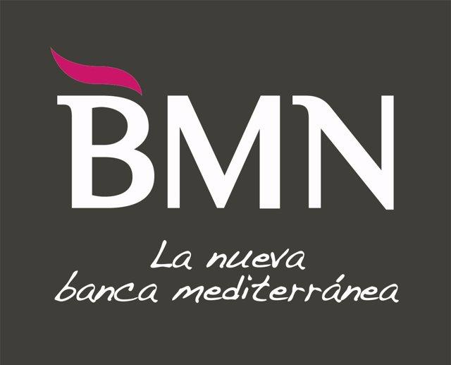Logo de BMN