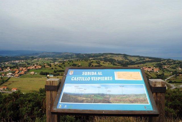 Comienza los trabajos de recuperación del Monte Castillo