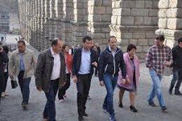 Tudanca en Segovia