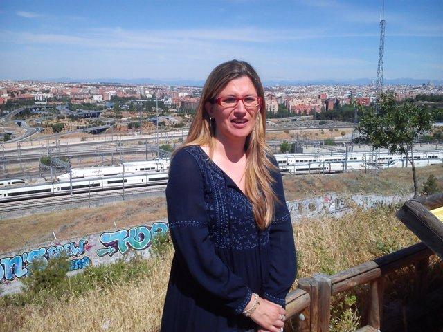Raquel López en Entrevías
