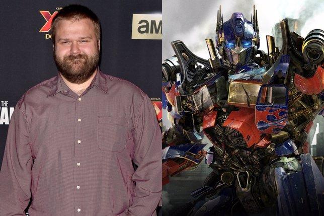 Robert Kirkman, fichado para Transformers