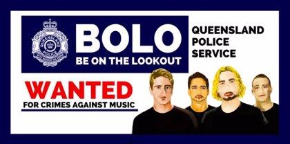 """Nickelback, buscados por la policía australiana por """"crímenes contra la música"""""""