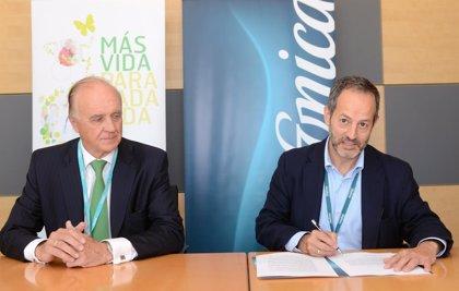 Telefónica y Oximesa prestarán servicios de atención sociosanitaria integral a pacientes crónicos
