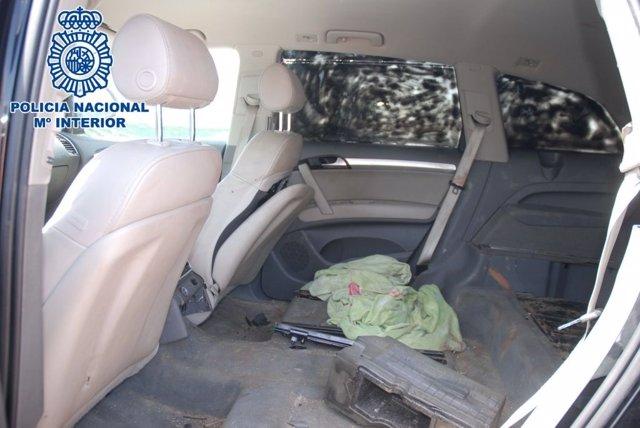 2015 05 21 La Línea Tres Detenidos Robo Vehículos Y Recuperados