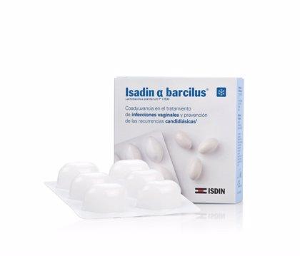 'Isadin a Barcilus' previene las infecciones vaginales