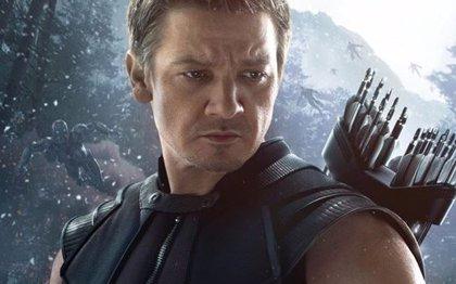 Ojo de Halcón revela el logo de Capitán América: Civil War