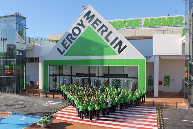 Leroy Merlin Consolida Su Presencia En España Con Una Nueva Tienda En  Granada En El Mes De Octubre