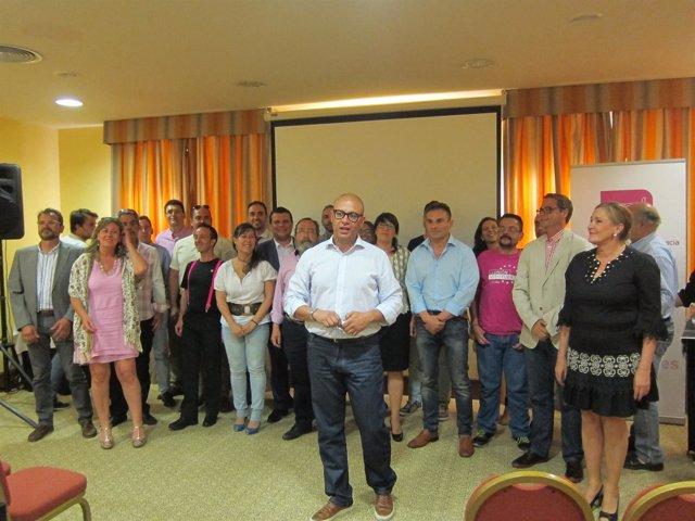 Miembros de UPyD en Extremadura