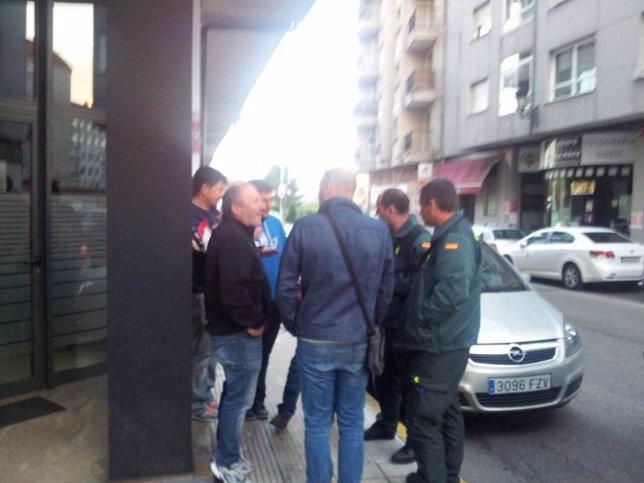 PSOE de Ponteareas denuncia a candidato del BNG por