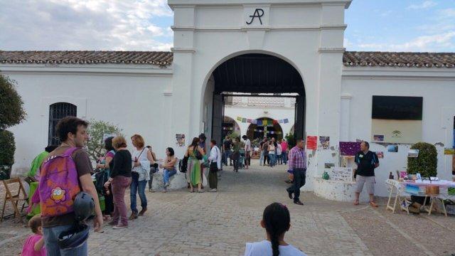Festival por Nepal organizado en Sevilla por Oxfam Intermon