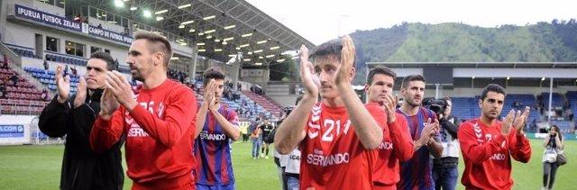 El Eibar desciende a Segunda División