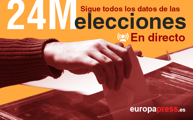 Elecciones autonómicas y municipales 24M