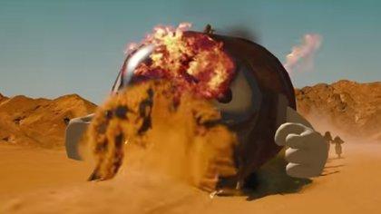 """Mad Max: Fury Road """"se fusiona"""" con Mario Kart (Vídeo)"""