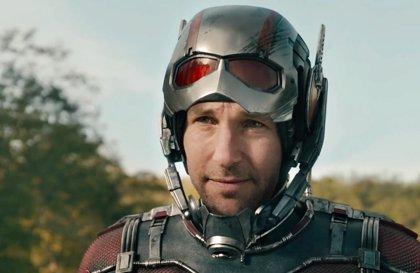 Ant-Man: Más imágenes del nuevo superhéroe de Marvel