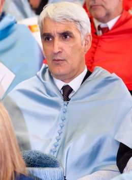 José Arnáez Vadillo, Rector De La Universidad De La Rioja