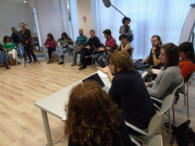 Foto Del Consejo Ciudadano De Podemos Asturies