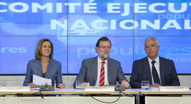 Comité Ejecutivo Nacional del PP