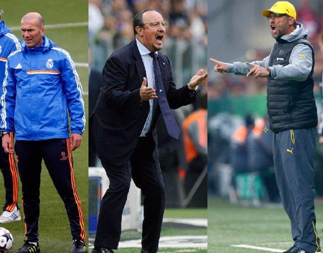Zidane Benítez Klopp