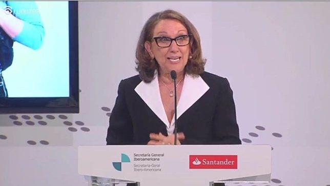 Rebeca Grynspan, Secretaria General Iberoamericana