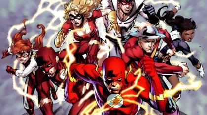 The Flash: Otros cinco corredores para la temporada 2