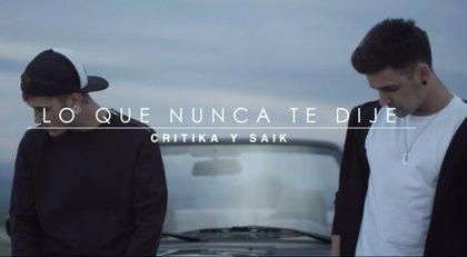 Crítika y Sáik estrenan el vídeo de Lo que nunca te dije