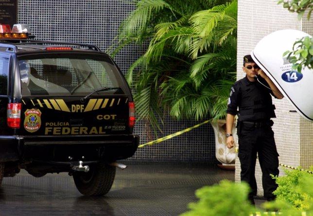 Operação Bemol, Polícia Federal do Brasil