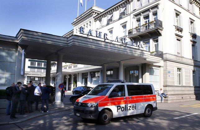 Arrestados en Suiza varios altos cargos de la FIFA por corrupción