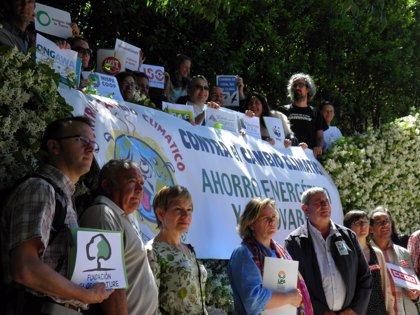 Más de 400 ONG españolas se alían para luchar contra el Cambio Climático