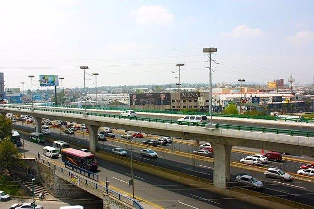 Viaducto del Bicentenario en México, construido por OHL