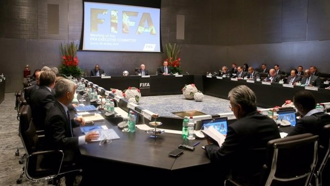 Comité Ejecutivo De La FIFA