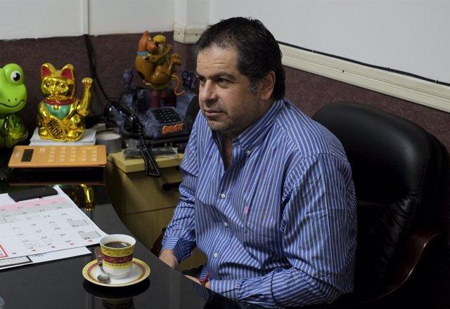 El ex asesor del Gobierno de Perú  Martin Belaunde