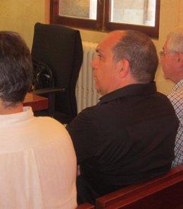 Antoni Oliver, exgerente del Inestur, en el banquillo