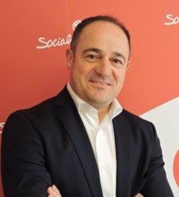 Emilio Sáez, diputado del PSOE