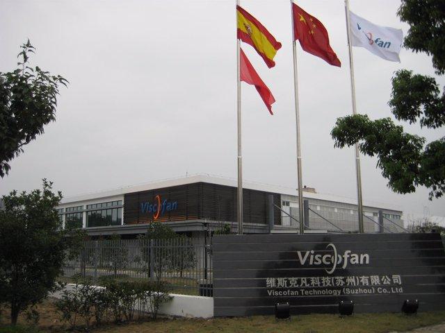 Fábrica china viscofan